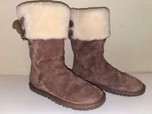 Brown Ugg Boots - Size 7 for Sale in Houston, TX