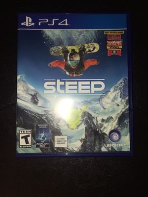 Steep PS4 for Sale in San Jacinto, CA