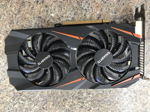 Gigabyte GTX 1060-3GB for Sale in Arlington, TX