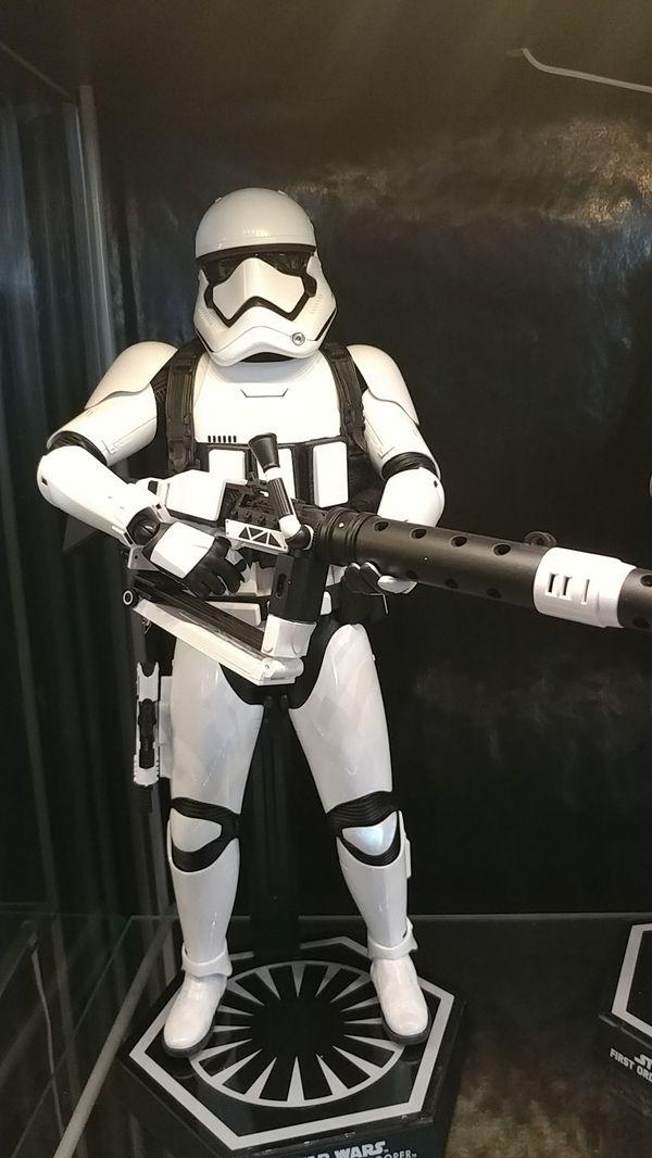Hot toys first order heavy gunner
