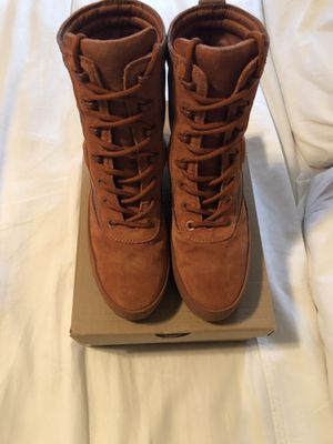 Yeezy season 3 military boot burnt sienna for Sale in Atlanta, GA