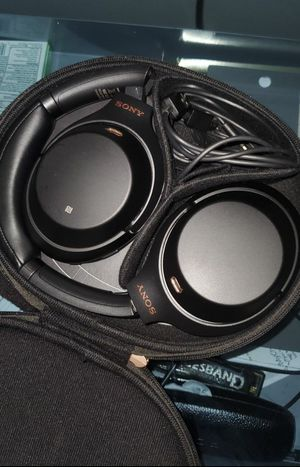 Sony Wireless headphones for Sale in Centreville, VA