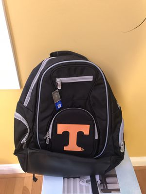 NACC Tennessee Trim Laptop Backpack for Sale in Durham, NC