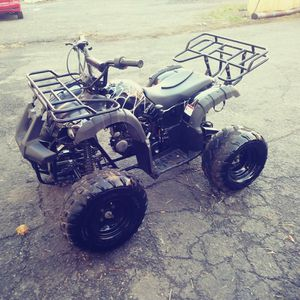 2016 QUAD 125 cc AUTOMATIC WITH REVERCED for Sale in New Britain, CT