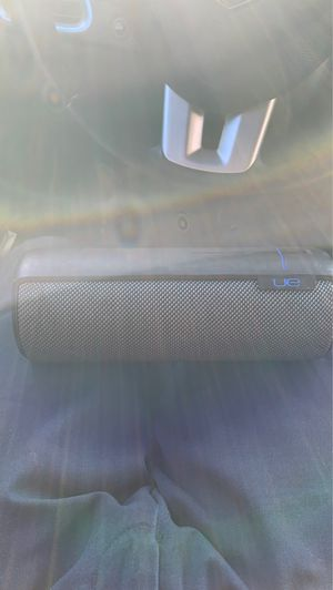 Ue Bluetooth speaker $300 flat for Sale in Houston, TX