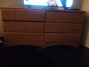 Wooden dresser for Sale in Baltimore, MD