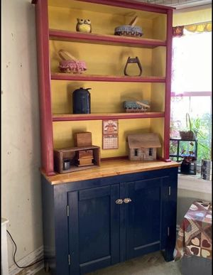 Large Handcrafted Hutch for Sale in Boonsboro, MD