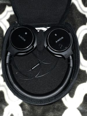 Sony Bluetooth Headphones!! for Sale in West Valley City, UT