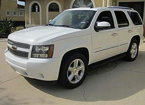 2007 Chevrolet Tahoe 4WDWheels for Sale in Tucson, AZ
