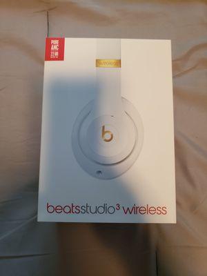 Beats Studio 3 wireless headphones new !! for Sale in Margate, FL