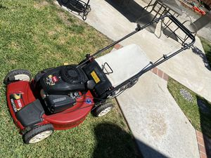 Lawn mower for sale for Sale in Riverside, CA