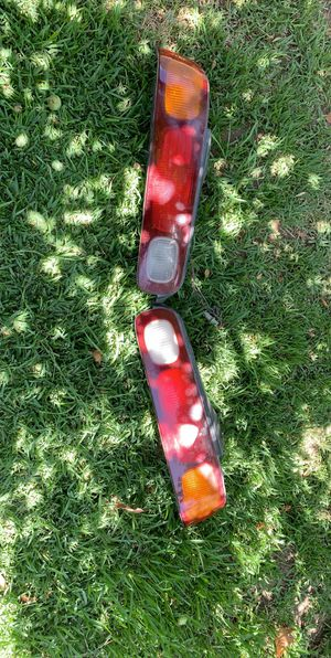 Acura integra 1994-2001 rear tail lights and parts for Sale in Mount MADONNA, CA