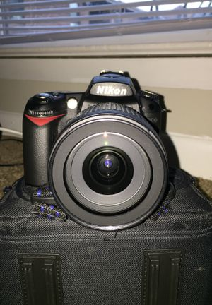 Nikon D90 DSLR for Sale in Germantown, MD