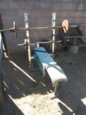 Weight bench for Sale in Ontario, CA