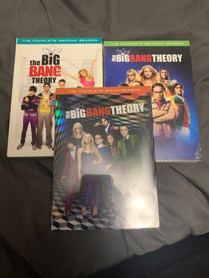 The Big Bang Theory for Sale in Union City, CA
