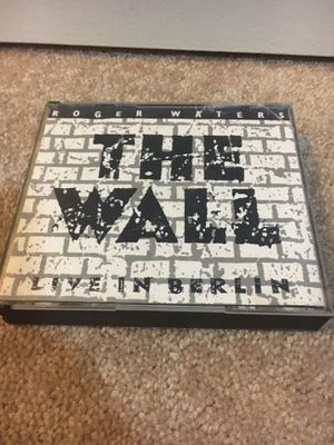Roger Waters The Wall CDs for Sale in Las Vegas, NV