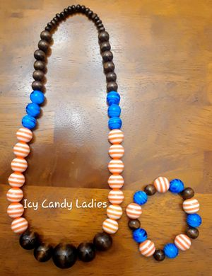 Women's Bead Bracelet And Necklace Set for Sale in Riverview, FL