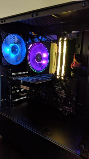 Custom Desktop PC Ryzen for Sale in Federal Way, WA
