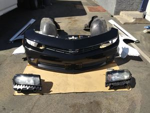 2012-15 Camaro Complete Front Clip SS HOOD All OEM for Sale in Irwindale, CA