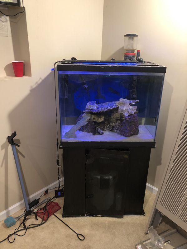 Just add fish 60 GALLON TANK