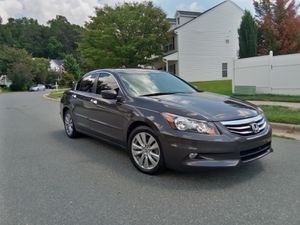 2011 Honda Accord EX-L V6. Has Only 77K Miles. Fully Loaded. In Excellent Condition. for Sale in Wake Forest, NC