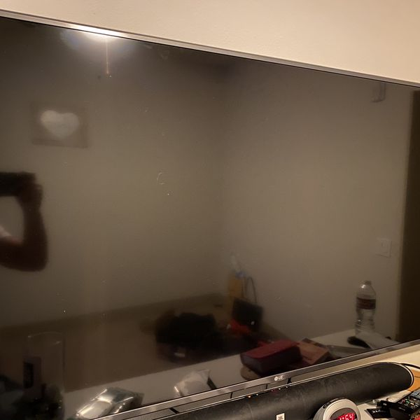 55 Inch LG SMART TV With Wall Mount