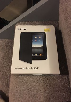 Ihome multifunction case for the iPad for Sale in Powell, OH