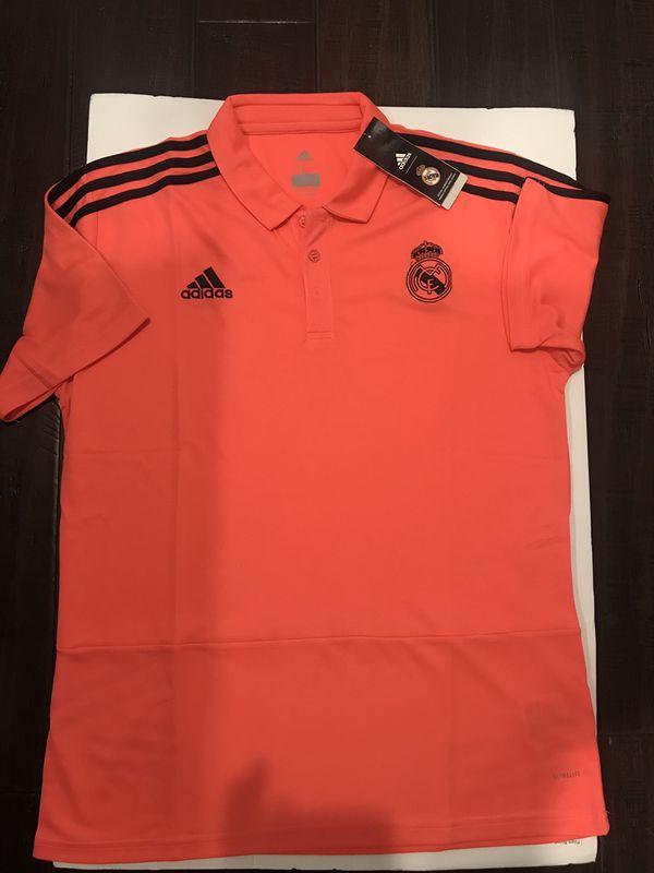 Polo Real Madrid t shirt