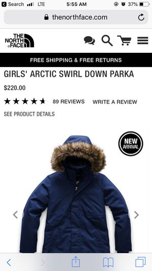 North face jacket for Sale in West Chicago, IL