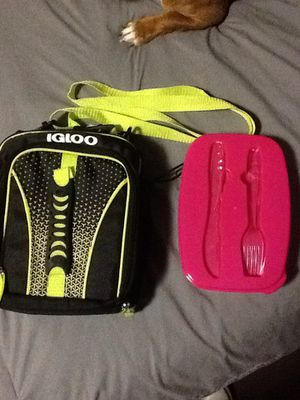 Igloo tubarware lunch cooler for Sale in San Diego, CA
