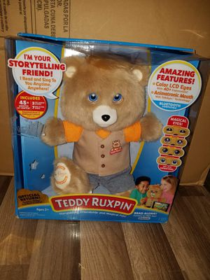 Teddy Ruxpin - NEW for Sale in PA, US
