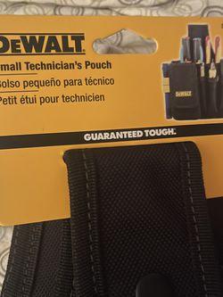 Dewalt Technicians Pouch New New for Sale in Woodbridge Township,  NJ