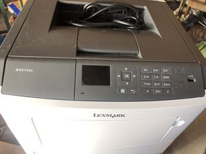 Lexmark laser printer new for Sale in Solon, OH