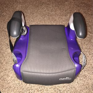 Evenflo Booster Seat for Sale in Fresno, CA