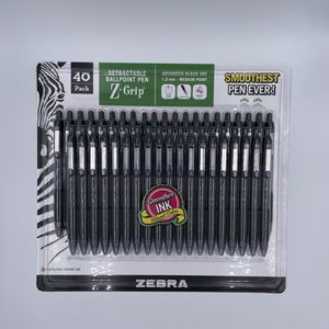 Black Ballpoint Retractable Pens (40-pack) for Sale in Tempe, AZ