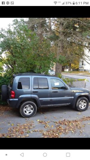 2002 Jeep Liberty for Sale in Benton, ME