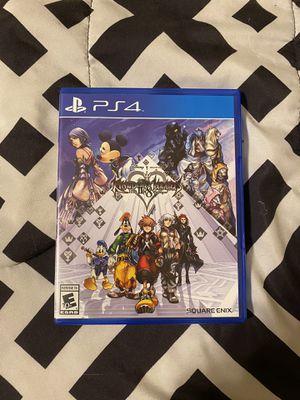 Kingdom Hearts HD 2.8 Final Chapter Prologue for Sale in Phoenix, AZ