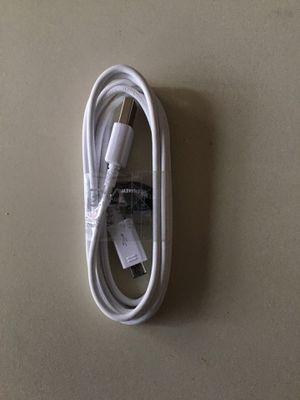 Micro USB cord. for Sale in Maple Valley, WA