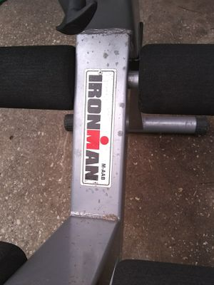 Ironman workout bench for Sale in Jacksonville, FL