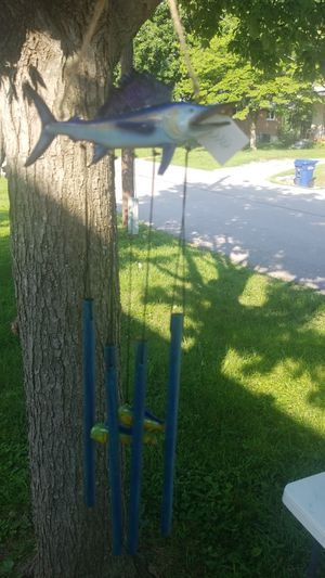 Fish wind chime for Sale in St. Louis, MO