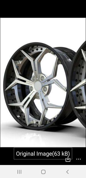 2020 c8 corvette rims wheels for Sale in Miami, FL
