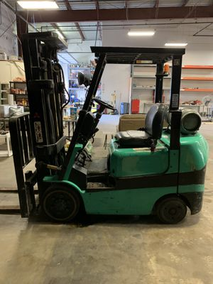 Mitsubishi forklift for Sale in Aurora, CO