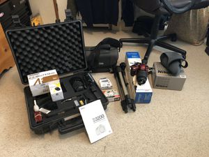 Nikon D3200 for Sale in Hammonton, NJ