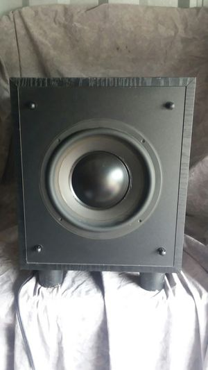 Polk Audio PSW50 120 Watt Powered Subwoofer for Sale in Traverse City, MI