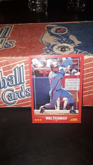 Collectible baseball card for Sale in Fresno, CA