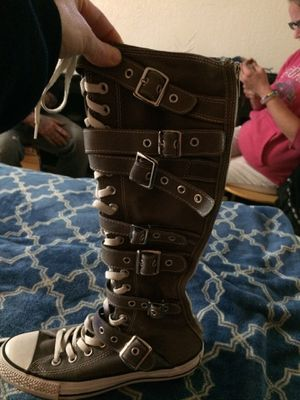 Converse knee high boots for Sale in Euless, TX