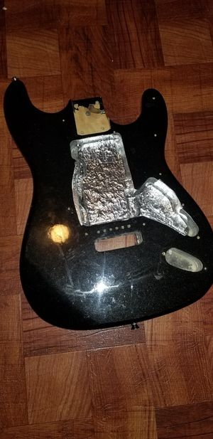 Guitar Strat Body for Sale in San Diego, CA