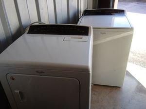 Whirlpool washer dryer for Sale in Lantana, FL