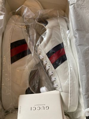 Gucci Ace Sneakers Size 10.5UK / 11 US Brand New DEADSTOCK for Sale in Tacoma, WA
