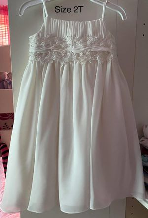 Flower girl dresses $40 each for Sale in Streamwood, IL